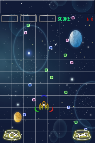 Screenshot Color Defender